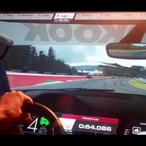 Race 2 - Audi TT 2015 - Red Bull Ring National - RaceRoom - RaceDepartment