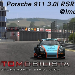 Automobilista (1.4.5r) - Porsche 911 3.0l RSR 1974 @Imola 1972
