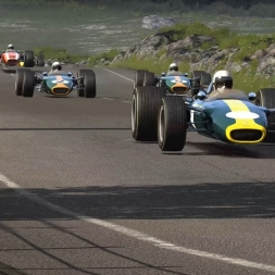 My Solitude - Assetto Corsa Hold on Tight - Golden Glory - Lotus Type 49