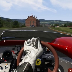 Assetto Corsa: More seat time in the Ferrari 312PB @ Spa 1966
