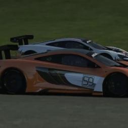 rFactor2 - DX11 - McLaren 650S GT3 @ Sao Paulo - VR(DK2)