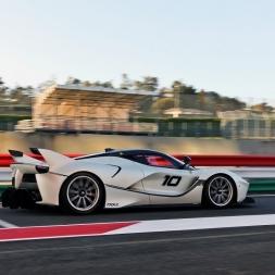 Assetto Online: Ferrari FXX K at Monza!