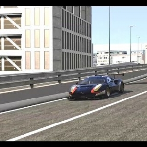 All I Really Need - Assetto Corsa GT3 Quick Race @ Shuto Expressway outer