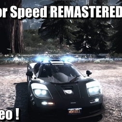 Need For Speed Rivals Remastered 2017 - Ultra Graphics 4k60fps