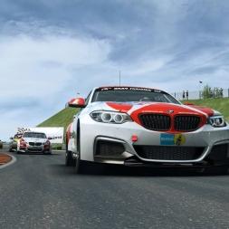 Raceroom | BMW M235i at Sachsenring