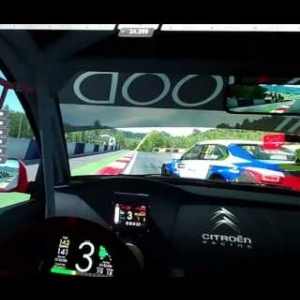 Citroen C Elysee WTCC 2017 - Red Bull Ring - Race 1 - RaceRoom - RaceDepartment