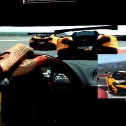 rF2 - Silverstone GT - McLaren 650s GT3 - 100% AI race