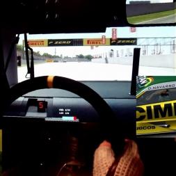 AMS - Buenos Aires - Stock Car 2017 - 105% AI race
