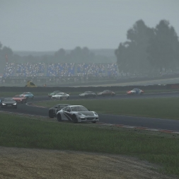 PCars - Road TD Brands Hatch Showdown - Mercedes-Benz SLS AMG