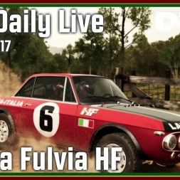 DiRT 4 - Daily - Lancia Fulvia - Muldiva Creek Long