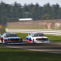 PCars - Historic GT5 320 Turbo Pan-Euro Cup - Round 1 - Hockenheimring
