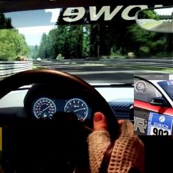 AC - Nordschleife - BMW 235i - 2 laps 100% AI race