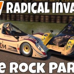 iRacing Radical SR8 at Lime Rock Park