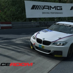 Let's Play - RaceRoom Racing Experience - BMW M235i Racing @Nordschleife Tourist