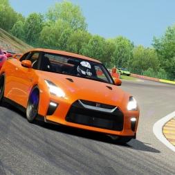 Assetto Corsa - 2017 Nissan GTR MOD - Gameplay 1440p