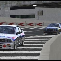Legendary - Assetto Corsa BMW M3 E30 Gr.A92 - Quick Race @ Shuto Expressway inner