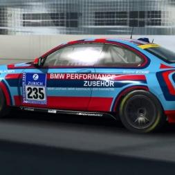 RaceRoom BMW 235i Racing Public Racing