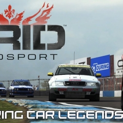 Grid Autosport - Touring Car Legends DLC - Audi A4 BTCC Super Tourer