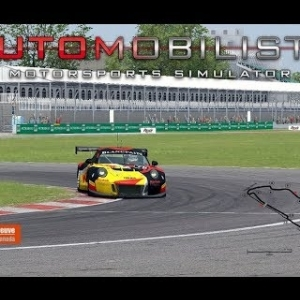 Automobilista Hotlap EEC GT3 Mod @Montreal