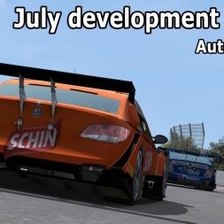Automobilista 1.4.5 overview and July Development update