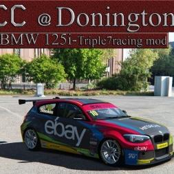 Assetto Corsa BTCC BMW 125i Donington Park