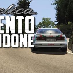 Trento - Bondone Hillclimb in VR - Celica WRC - Assetto Corsa Oculus Rift Gameplay