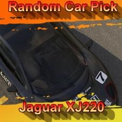 Random Car Pick - Jaguar XJ220
