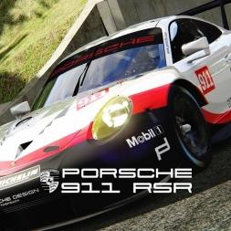 Assetto Corsa - DLC + MOD - Porsche 911 RSR GTE @ Road America - PC 60FPS