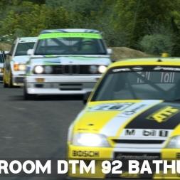 RaceRoom RR Leagues DTM 92 Bathurst