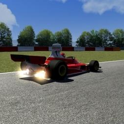 [Assetto Corsa (EA082)] - Ferrari 312T - Nurburgring GP - **** Happens - Logitech G27 - Full HD