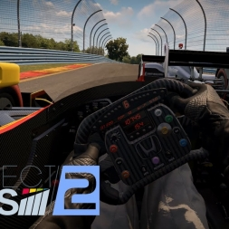 Project CARS 2:  Driver Eye - Indy (Honda) @ Watkins Glen - VR Gameplay 4K