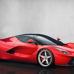 Assetto Online: Ferrari La Ferrari on Monza!