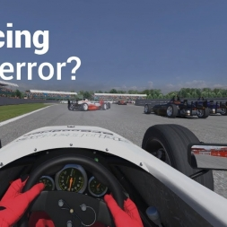 iRacing - Pretty Much Last to ??? | Skip Barber @ Silverstone