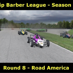 iRacing - Skip Barber UK and I League @ Road America