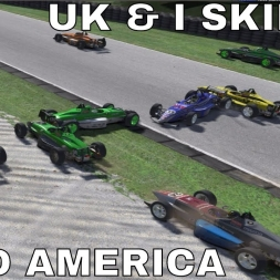 iRacing UK&I Skip Barber at Road America
