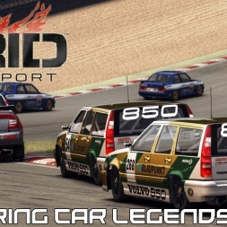 Grid Autosport - Touring Car Legends DLC - Volvo 850 Estate BTCC Super Tourer