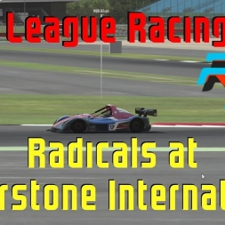 Qualifying | League Race @ Silverstone RF2 (Part 1)