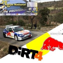 Sebastien Loeb Rallye Manosque 2017 Dirt 4 skin