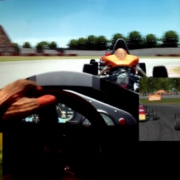AMS - Buenos Aires 9 - Formula Vee - 100% AI race