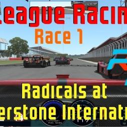 Race 1   League Race @ Silverstone RF2 (Part 2)
