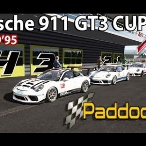 ASSETTO CORSA : Porsche 911 GT3 CUP : CIRCUIT PADDOCK 42