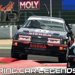 Grid Autosport - Touring Car Legends DLC - Ford Sierra Cosworth R500 BTCC