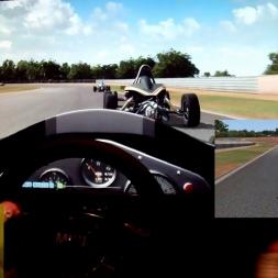 AMS - Curvelo A - Formula Vee - 100% AI race