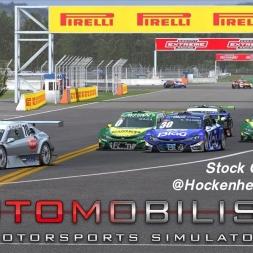 Let's Play - Automobilista Beta (1.4.51b) - Brasilianische V8-Biester auf dem Hockenheimring