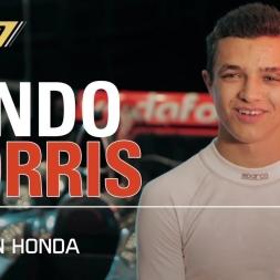 F1 2017 - MAKE HISTORY - Lando Norris McLaren Gameplay - HD