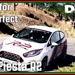 Dirt 4 - Ford Fiesta R2 - 07 -  Quest For The Perfect Stage