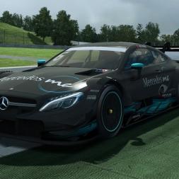 RaceRoom HotLap | Mercedes DTM eSports @ Hungaroring 1:36.049