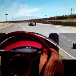 AMS - Johannesburg/Kyalami - Maserati 250F (beta) - 110% AI race