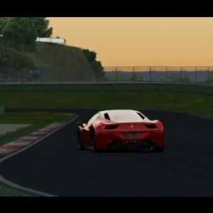 Ferrari 458 Italia | Vallelunga