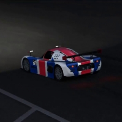 Ultima GTR Race at Interlagos Night